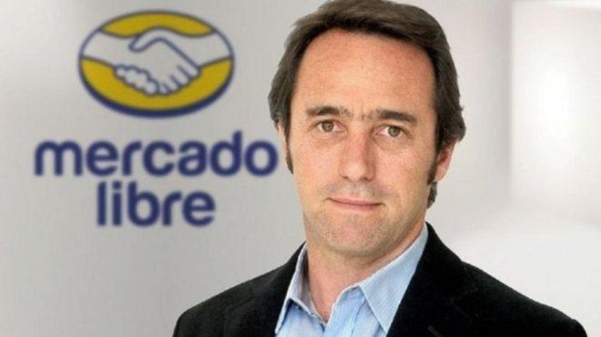 Estos son los dos ejecutivos que reemplazan a Galperin en MercadoLibre Argentina