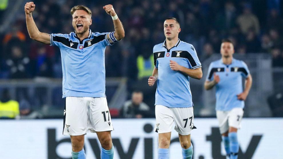 La Lazio remonta al Inter y pone la Serie A patas arriba