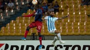 Atlético Tucumán cae con lo justo en Colombia
