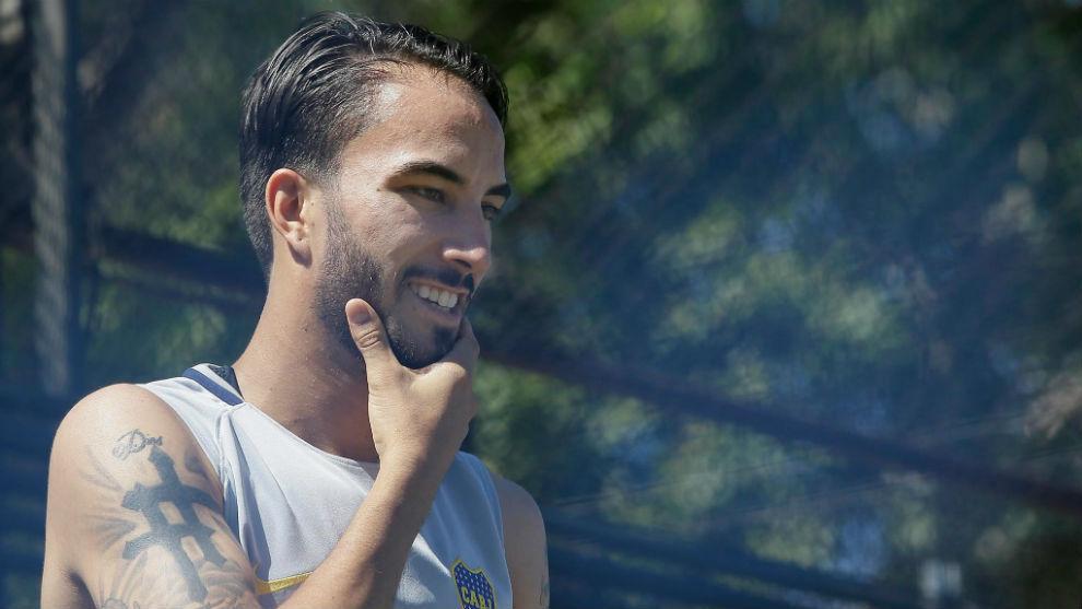 Seba Pérez vuelve a Boca.
