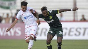 Huracán no logra el milagro y se despide de la Sudamericana