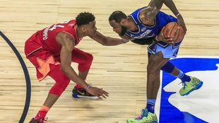 La NBA apunta a repetir el formato del All Star tras el éxito en...