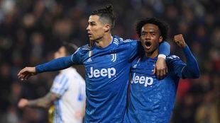 Cristiano llega a 11 partidos consecutivos anotando y emula a Gabriel...
