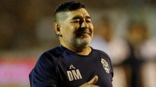 """Maradona y el homenaje de Boca: """"No me interesa que me den una..."""