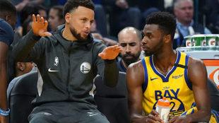 Stephen Curry tiene fecha de regreso en los Warriors