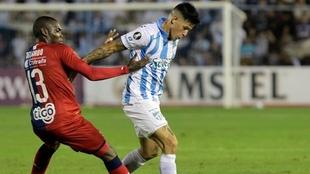 Los penales castigan a Atlético Tucumán y se despide de la...