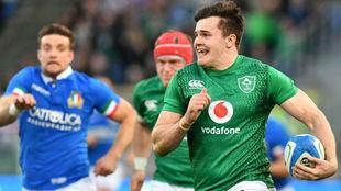 Irlanda vs Italia, podría suspenderse.