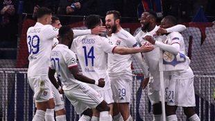 El Lyon da el golpe y pone contra las cuerdas a la Juventus