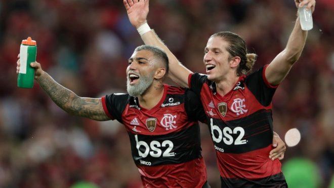 Flamengo no falla ante su gente y se queda con la Recopa Sudamericana