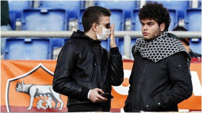 Futbolista italiano dio positivo por coronavirus y enciende las alarmas