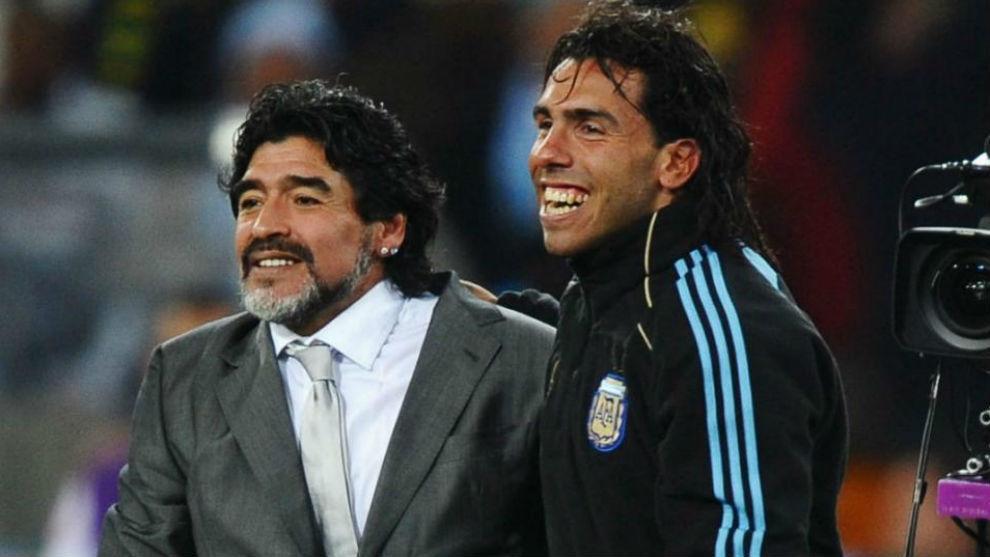 Carlitos y un saludo especial a Diego.