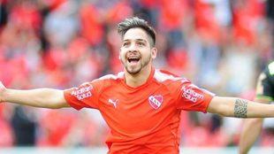 Martín Benítez se va de Independiente
