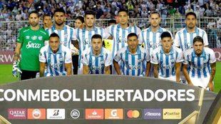 Atlético Tucumán se asegura su lugar en la Copa Sudamericana