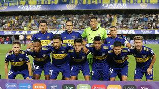 Boca define la lista para la Copa Libertadores con tres juveniles