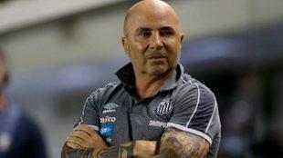 Jorge Sampaoli cierra su llegada al Atlético Mineiro con un contrato...