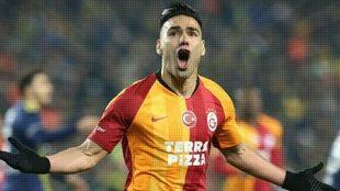 Falcao y una actualidad brillante en el Galatasaray