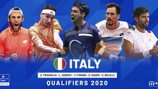 Italia jugará sin público en Cagliari contra Corea del Sur por el...
