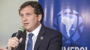 Oficial: Conmebol pide a la FIFA suspender el inicio de las...