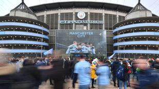 Se suspende de manera oficial el duelo entre el Manchester City y el...