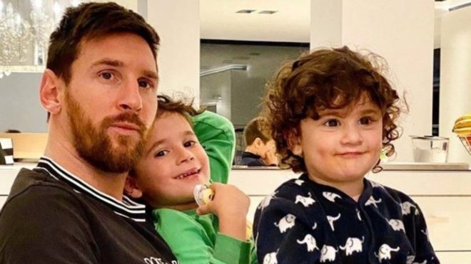 El mensaje de Leo Messi por el coronavirus