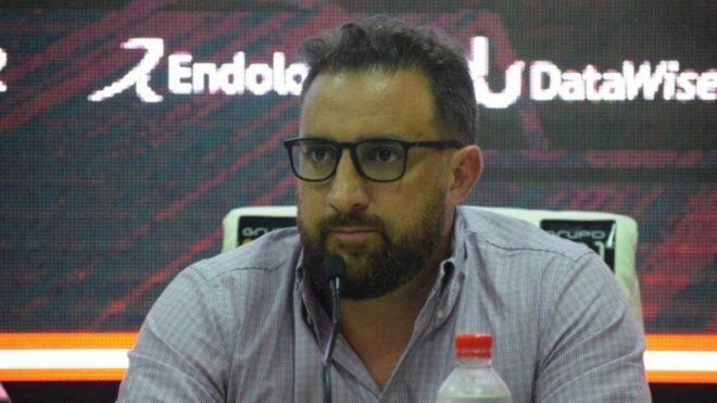 """Cristian Malaspina: """"Parar el fútbol tiene sus consecuencias..."""
