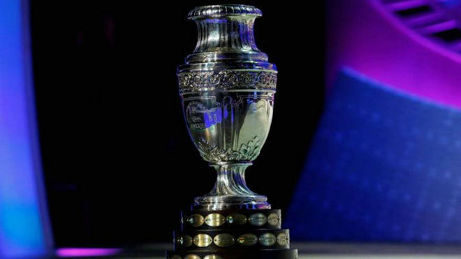 Copa América 2020.