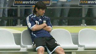 La verdadera historia de la ausencia de Leo Messi ante Alemania en el...
