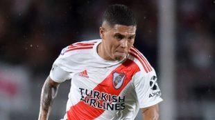 Juan Fernando Quintero interesa en la MLS y podría irse de River