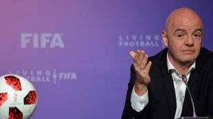 La FIFA busca un nuevo calendario, otro reglamento de traspasos y crea...