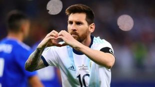 Otro año en blanco para Leo Messi en la Selección Argentina