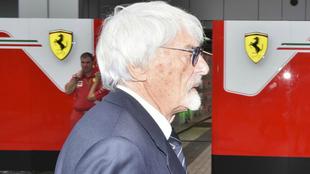 """Ecclestone: """"Binotto no es el adecuado para dirigir a Ferrari; es..."""