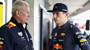 """""""Max Verstappen está aterrorizado, lo mejor sería que se..."""