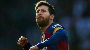Leo Messi donará un millón de euros para la lucha contra el...