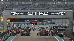 La F1 avanza: arranque en verano, entre 15 y 18 carreras y hasta...