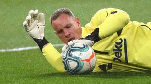Bayern Múnich quiere arrebatarle al Barcelona a Ter Stegen