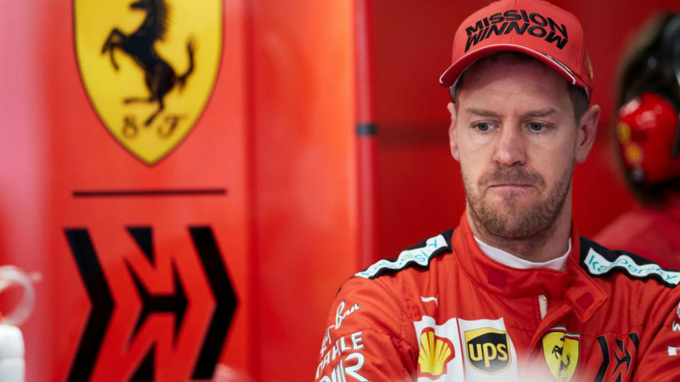 Fórmula 1: Los detalles del nuevo contrato de Ferrari con Vettel