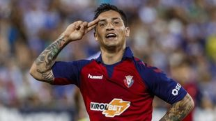 Chimy Avila y el sueño de volver a San Lorenzo