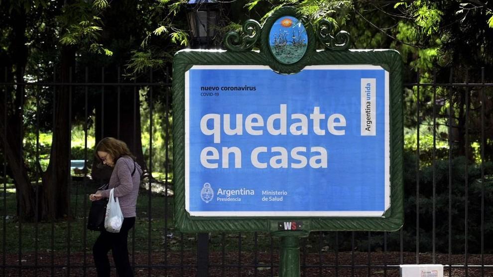 La mitad de los casos de coronavirus en Argentina ya son autóctonos