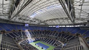 El US Open albergará 350 camas.