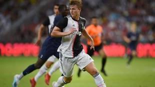 El Manchester United no pierde de vista a Matthijs De Ligt