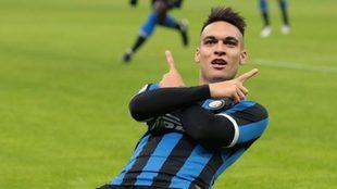 "Javier Zanetti: ""Lautaro Martínez es un patrimonio del Inter y..."