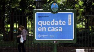 Ya son 34 los muertos por coronavirus en Argentina