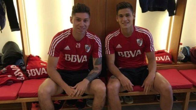 El Valencia apunta a River: Montiel y Martínez Quarta en la agenda