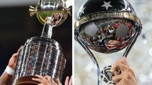 Ambos torneos se definirían en el verano sudamericano de 2021.