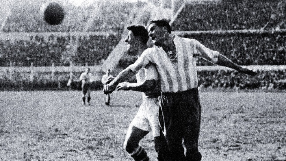 Fútbol: Luis Monti, el argentino campeón del mundo que tuvo que ir ...