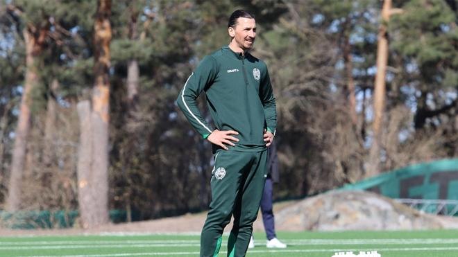 ¿Zlatan Ibrahimovic jugará la Copa Libertadores 2020?