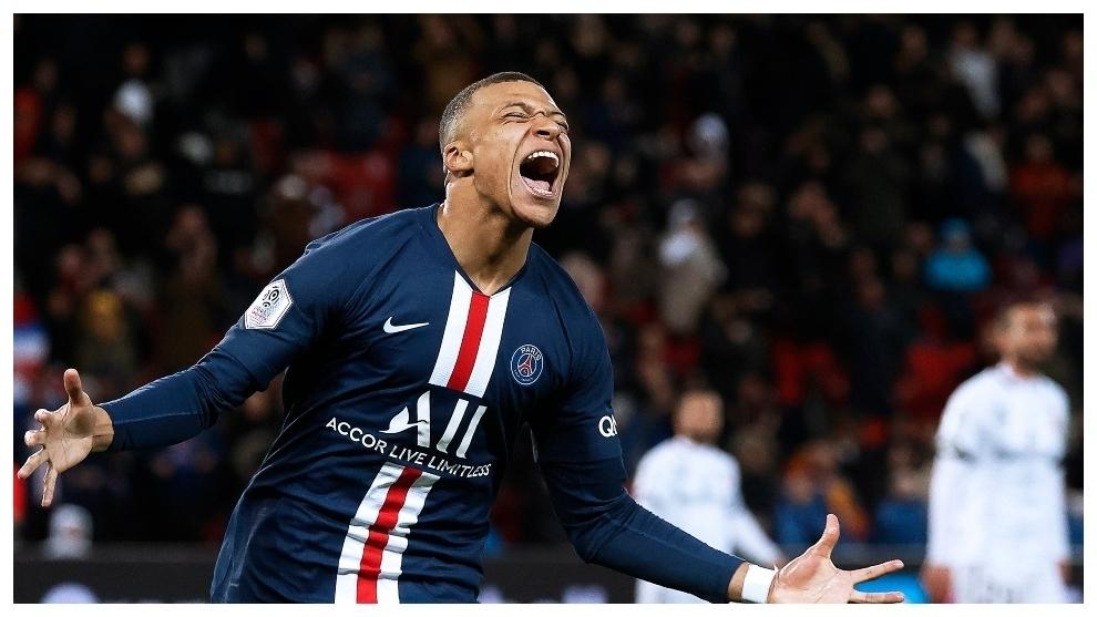 Mbappé no descarta seguir en el PSG