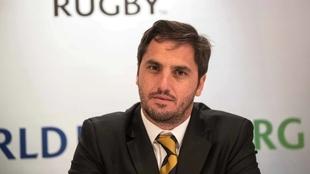 Agustín Pichot renuncia a sus puestos en World Rugby