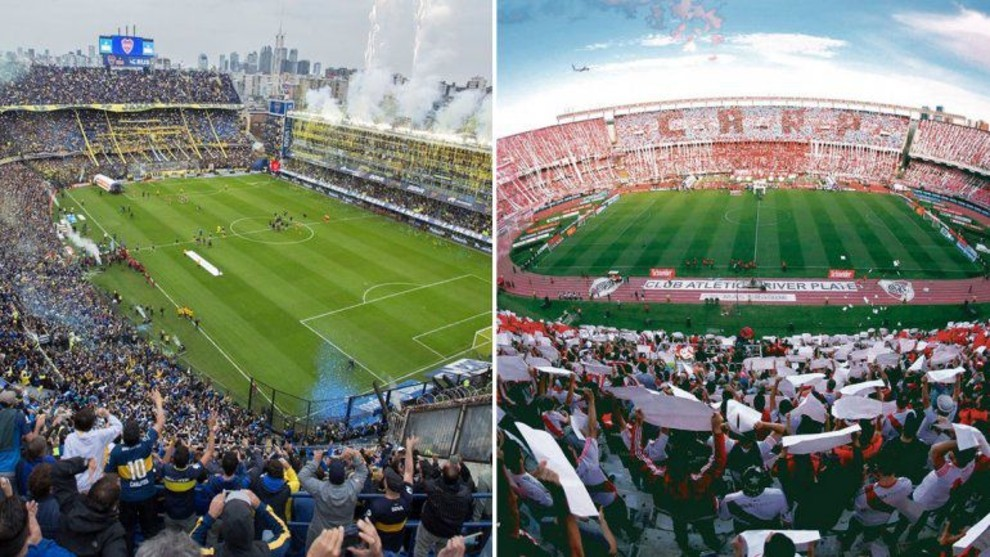 Boca, River, Racing e Independiente se disputan recibir la final de la...