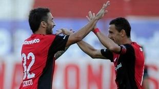 Maxi Rodríguez espera por Nacho Scocco y su regreso a Newell's